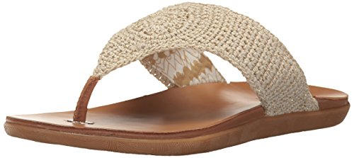 the-sak-womens-sarria-flip-flop-eggshell-sparkle-6-m-us