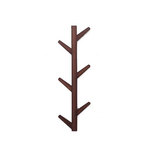 Perchero montado en la pared, diseño de rama de árbol, 10 ...