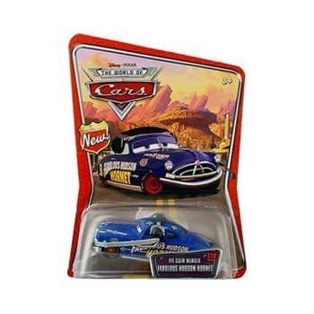 Disney Pixar Cars PIT CREW HORNET Series 3 World of Cars 1:55 Diecast