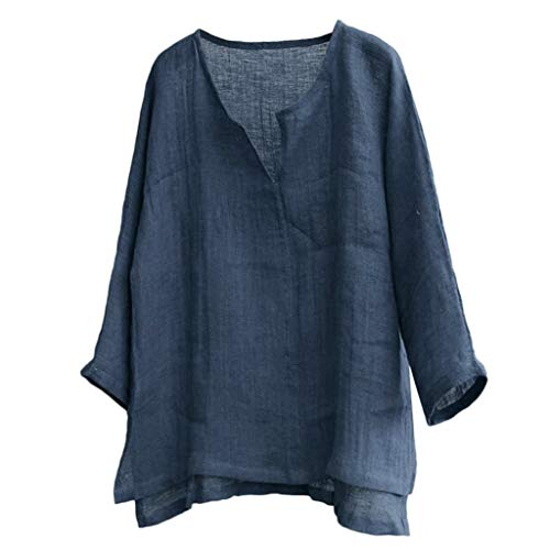 - Linen Tops,Mens Brief Comfy Solid Color Long Sleeve T Shirt Loose Casual Blouse Most!.