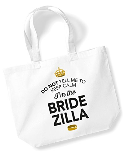 Gift Bridezilla Bridezilla Party Gifts Bag Keepsake Hen Bag Ideas White Present Bridezilla Wedding Keepsake Hen For Bridezilla Do Hen Tote Black Party Bag Ax0qIdggf
