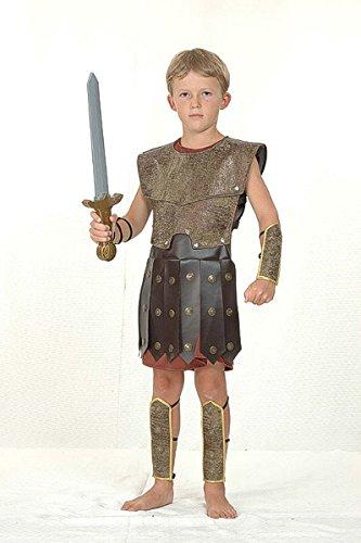 Bristol Novelty CC670 Warrior Costume, Large ()