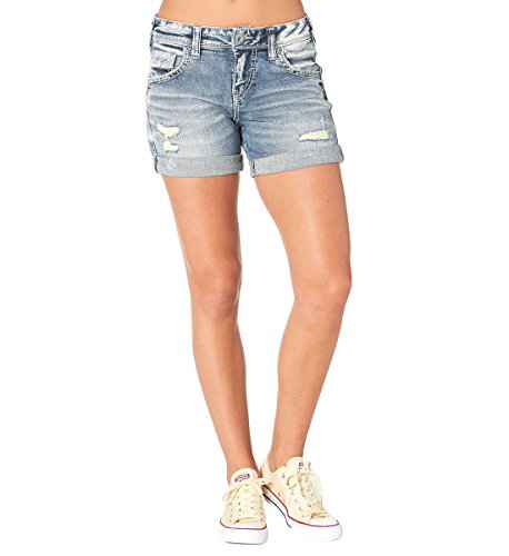 Silver Jeans Womens Boyfriend Fit Mid Rise product image