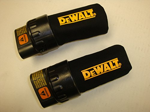 Dewalt D26450/D26451/D26453 Replacement Sander Dust Bag 2-pack # 608354-00SV