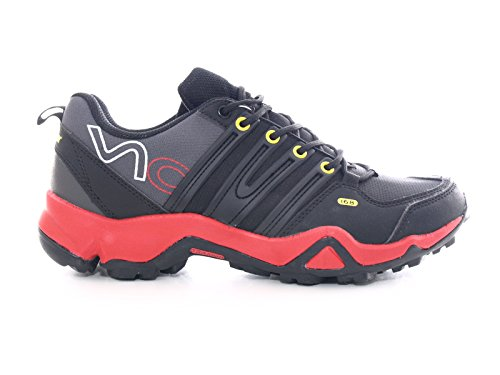 Herren Sport Outdoor Running Sneaker Laufschuhe Black # 66012