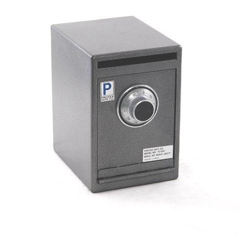 Protex Safes Large Heavy Duty Mechanical Drop Box