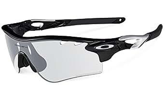 Oakley Sonnenbrille Radarlock, Gafas de sol para Hombre, Polished Black 1