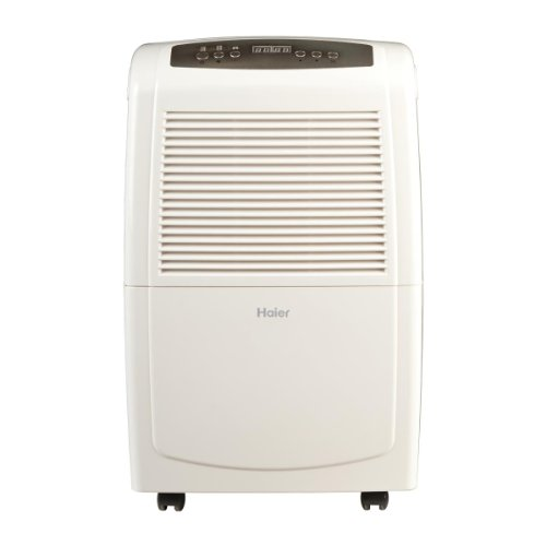 Haier HM70EP Electronic Dehumidifier, 70-Pint, Energy Star Rated