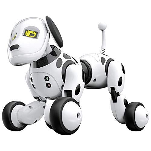 Robot Dog Wireless Remote Control Intelligent Children's Smart Toys Talking Dog Robot Electronic Pet Toy Birthday Gift