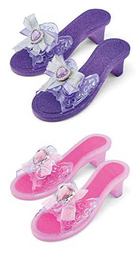 Kidoozie Dress-Up Fashion Shoes - 2 Pairs