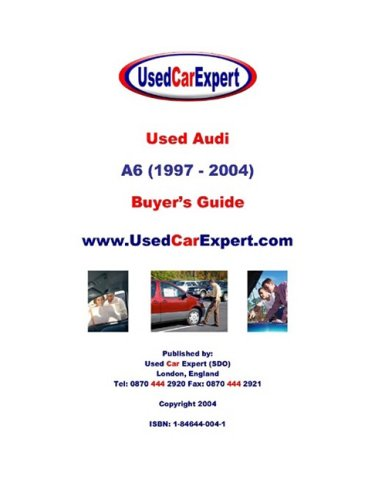 Used Audi A6 (1997 - 2004) Buyer's Guide