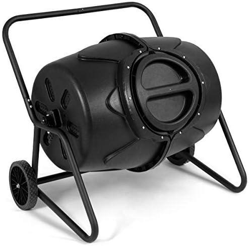 Goplus Outdoor Compost Tumbler
