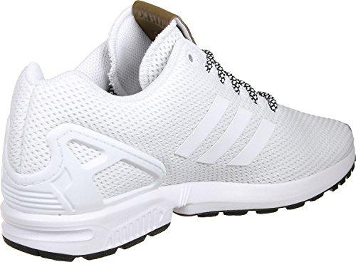 Bianco Flux Uomo ZX Sneaker adidas XwzH6qYX