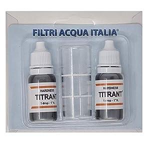 FILTRIACQUAITALIA Titrant Kit Analisi Durezza Acqua (Gradi Francesi) per Misurare Calcare Set 2 Pezzi 415ffjHwbjL. SS300