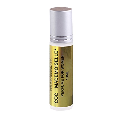 C0K0 Mademoiselle Oil IMPRESSION with SIMILAR Fragrance Accords to {_C0K0_MADEMOISELLE} Perfume, 100% Pure No Alcohol Oil (Perfume Oil VERSION/TYPE; Not Original Brand)