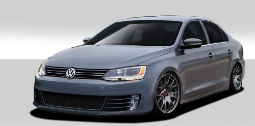 2011-2014 Volkswagen Jetta Duraflex GLI Look Body Kit - 4 Piece - Duraflex Body Kits