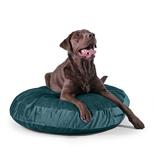 Take Ten Large Luxury Dog Bed - Multiple Colors / Orthopedic Grade Foam / Hair Wipes Off with A Single Swipe