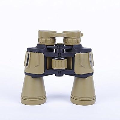 20X50 Jumelles Télescope Portable Léger Voyage Télescope Extérieur Hd