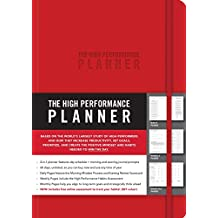 The High Performance Planner [Red]