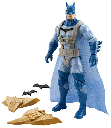 DC Comics Batman Missions: Night Jumper Batman Action Figure