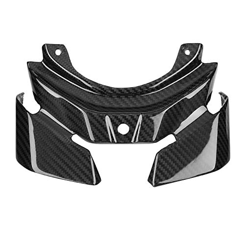 Tail Light Cover - 1 PC of Motorcycle Accessories Carbon Fiber Rear Taillight Guard Cover for Yamaha MT-10/FZ-10 2016-2018.