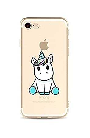 coque licorne paillette iphone 6