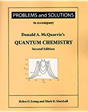 Problems and Solutions to Accompany McQuarrie's Quantum Chemistry
