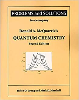 Problems and Solutions to Accompany QUANTUM CHEMISTRY, 2nd Edition