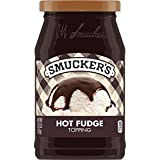 Smucker's Hot Fudge Topping, 11.75 Ounces