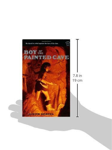 The Boy of the Painted Cave: Justin Denzel: 9780698113770: Amazon ...