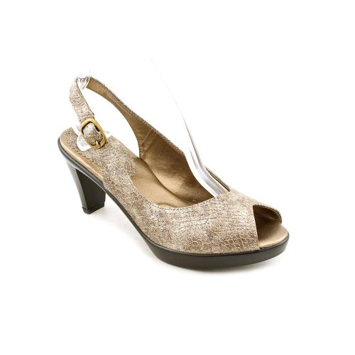 Bella Vita Women's Wren II Platform Shoes,Bronze