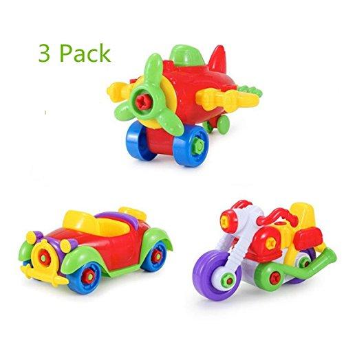 toy motor assembly - 5
