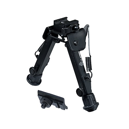 UTG Super Duty Bi-pod with QD Lever Mount, Height 6.0