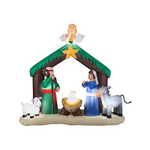 Gemmy 36707 Christmas 7'