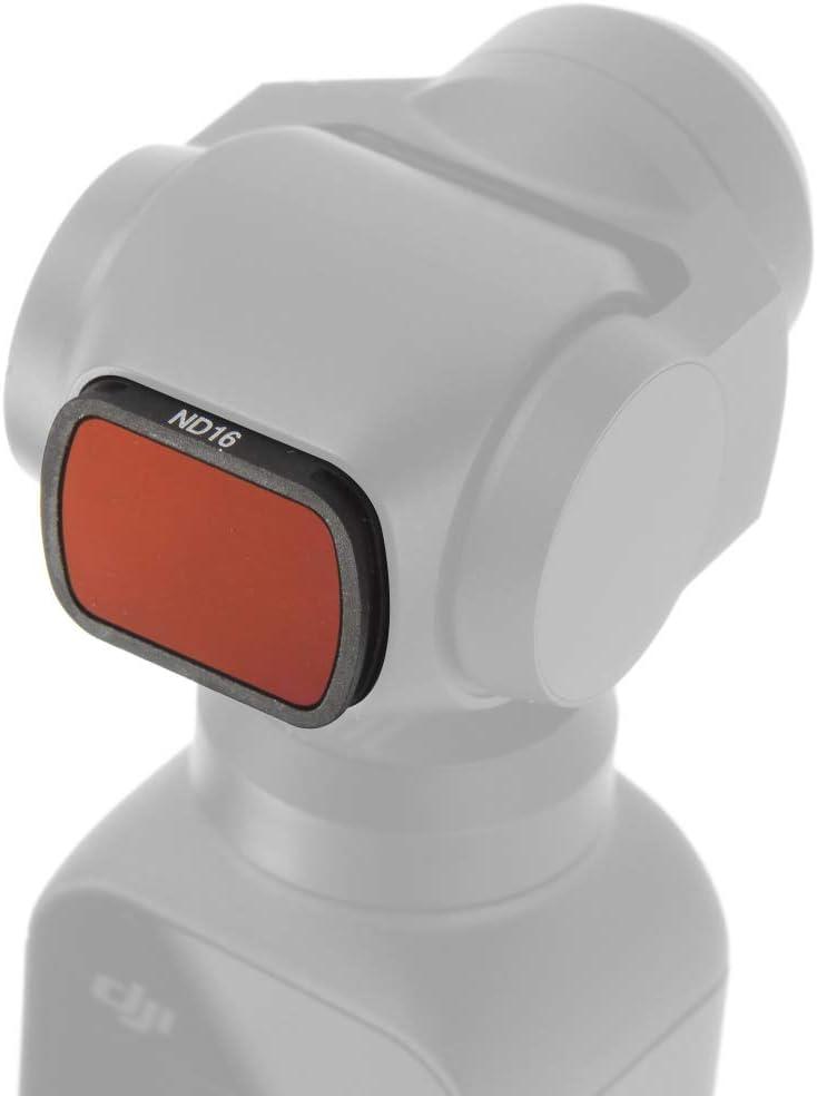 Runshuangyu ND16 Filter Neutral Density Filter Fit for DJI OSMO Pocket Camera Multi-Coated Lens ND16 Filter