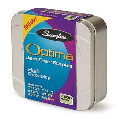 Swingline 35550 Optima High-Capacity Staples 3/8