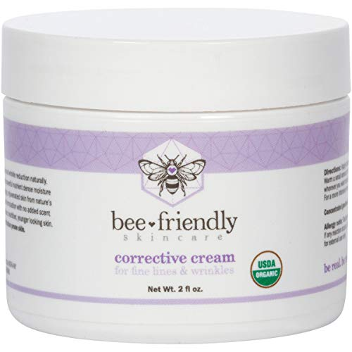 Organic Corrective Night Cream By BeeFriendly