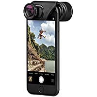 Ultimate Active Lens Set Combo Pack with iPhone 7 Case + Macro 7x + 14x Connect Lens