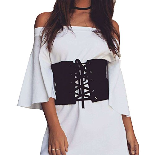 ide Band Self Tie Wrap Around Corset Belt / Women Waist Belts,L-25.2