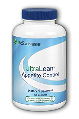 BioGenesis UltraLean Appetite Control - 120 Capsules