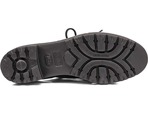 Black Mujer Freestyle Derby De Zapatos Para Callaghan Cordones 0wUqw1