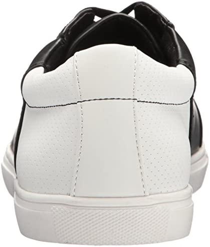 Unlisted by Kenneth Cole Men's Stand Sneaker B, Black, 8.5 M US