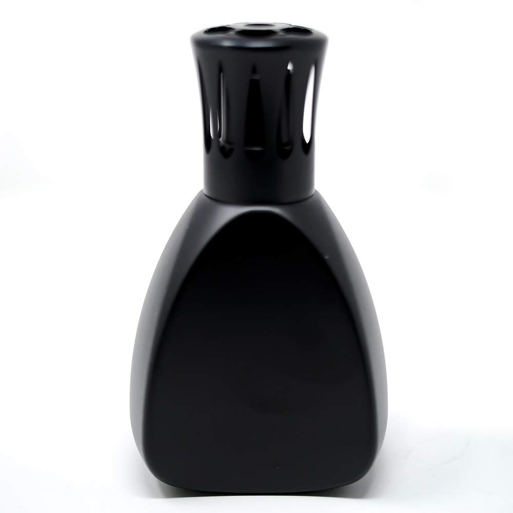 Maison Berger | Lamp Berger Model Curve | Home Fragrance Diffuser | Purifying and Perfuming | 5x3x3.5 inches | Made in France | Includes a 6.08 Fl. oz Fragrance Bottle of Ocean Breeze (Black) by MAISON BERGER (Image #3)