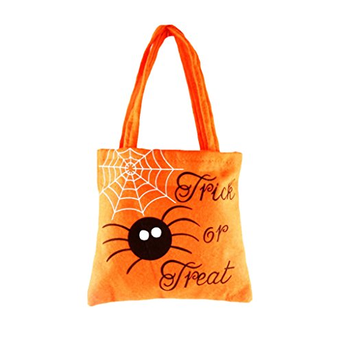 Yinpinxinmao Child Kids Candy Storage Bag Pumpkin Smile Handbag Halloween (Gifs De Happy Halloween)
