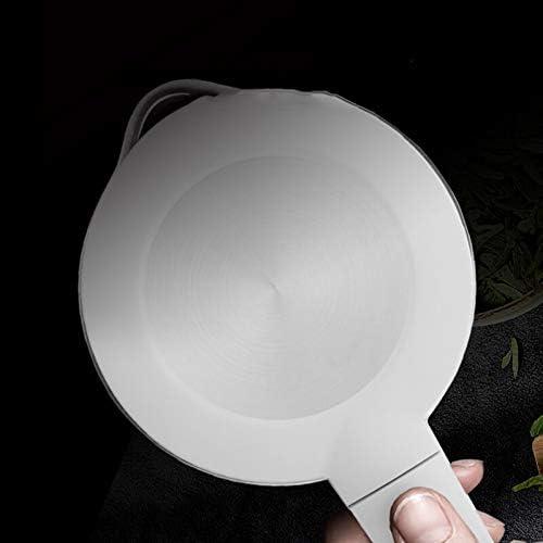 Tellgoy Bouilloire Électrique sans Fil - Design Contemporain avec Fast Porter À Ébullition Et Faire Bouillir La Protection Sec, 1,5 litres, 1500 W, Bleu