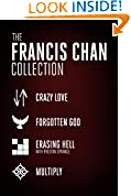 #4: The Francis Chan Collection: Crazy Love, Forgotten God, Erasing Hell, and Multiply
