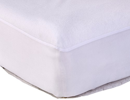 mattress protector waterproof hypoallergenic pad bed cover topper full size new 696230855505 ebay. Black Bedroom Furniture Sets. Home Design Ideas