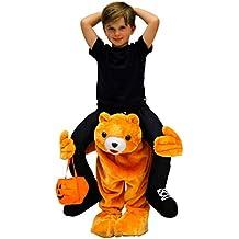Costume Agent Men's Piggyback Bear Ride-On Costume