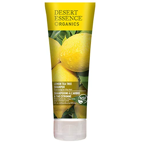 Desert Essence Lemon Tree Shampoo