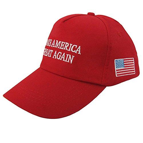 adc7e7fb1 Cocobla Make America Great Again 2016 US D.Trump Hat Adjustable Baseball Cap  (3